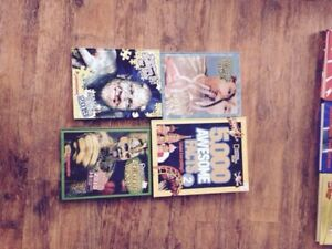 Ripleys and Guinness world records books