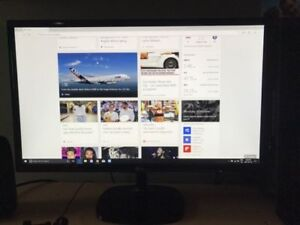 LG IPS 27 inch Full HD Computer Monitor
