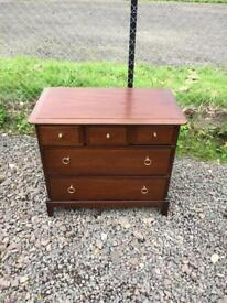 Upcycle stag Minstrel 3 over 2 chest * free furniture delivery.*