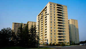 Spacious Two Bedroom with Large Patio Available in St. James!
