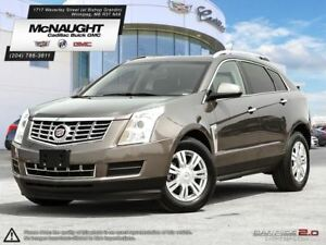 2014 Cadillac SRX Luxury AWD | Nav | Bose Surround Sound | Sunro
