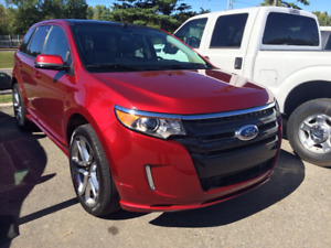 2014 Ford Edge Sport...Great Deal