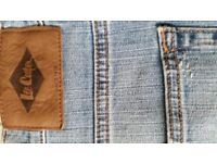 Lee Cooper stonewashed stretch jeans