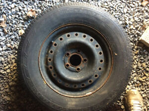 Tires and rims 215/70r15 100.00 obo