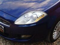FIAT BRAVO 1.4 ACTIVE T-JET, Blue, Manual, Petrol, 2007