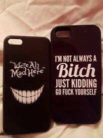 2 iphone 5c covers