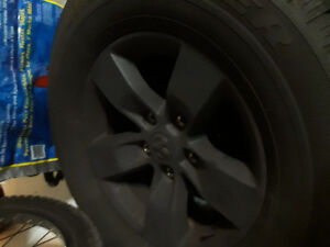 2016 dodge ram 1500 tires and rims