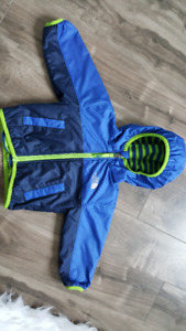The North Face baby coat