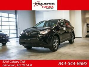 2016 Toyota Rav4 LE, AWD, HEATED SEATS, BACK UP CAMERA, BLUETOOT