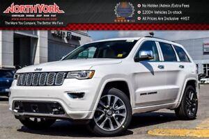 2017 Jeep Grand Cherokee New Car Overland 4x4 ActiveSafetyPkg Bl