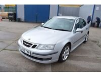 2005 SAAB 9-3 VECTOR 175 BHP WITH 12 MONTHS MOT