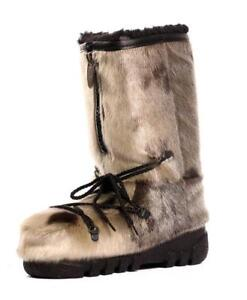 Unisex Seal Skin Skidoo Boots - Like New! 9-9.5 Women's
