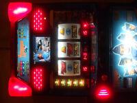 thunderbirds arcade game / machine