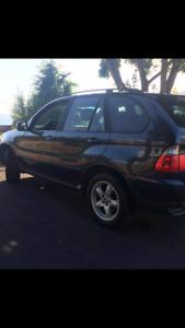2004 BMW X5 3.0I Sport
