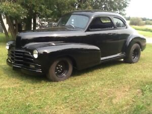 1948 Chevrolet 2 door coupe