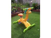 VTech Bounce & Ride Giraffe