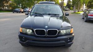 2001 BMW X5 SUV, Crossover