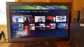 Bush 40 Inch LCD TV 1080P