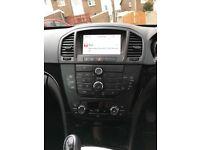 Vauxhall insignia tourer