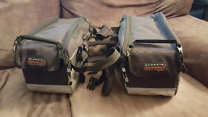 Classic Accessories MotoGear Motorcycle Saddle Bags