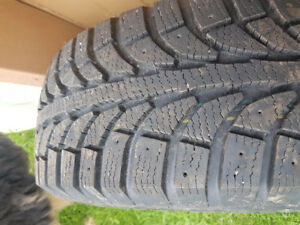 215/60/16 gt radial hiver