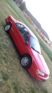 1992 Ford thunderbird sport edition v8 302
