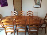 Beautiful Dining Room Suite. ***REDUCED***