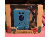 Mr grumpy mug brand new