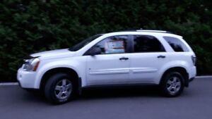 2007 Chevrolet Equinox LS SUV, Crossover