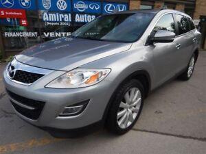 2010 Mazda CX-9 GT*CUIR*TOIT*7 PASSAGERS*CAMERA*