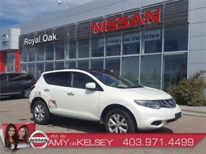 2011 Nissan Murano SL AWD ** RIDE IN LUXURY/ NO ACCIDENTS **