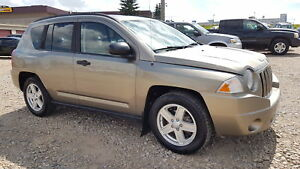 ** 2007 JEEP COMPASS 4X4 ** SUNROOF ** FULLY INSPECTED **
