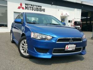 2012 Mitsubishi Lancer SE LTD; Local & No accidents!