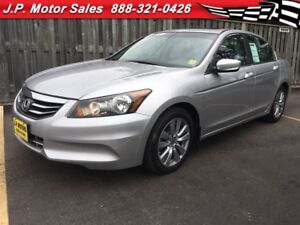 2011 Honda Accord Sedan EX-L, Automatic, Leather, Sunroof