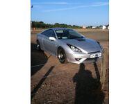 Toyota Celica Coupe - Low Mileage -