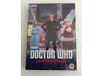 NEW SEALED - BBC DOCTOR WHO - LAST CHRISTMAS DVD