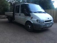 Ford transit flat bed £1200