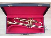 Trumpet (brass) – B flat