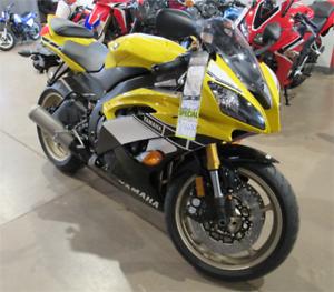 2016 Yamaha R6 60th Anniversary