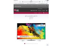 Lg 4k HDR tv