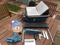 Erbauer ERB337TCB 750W Tile Cutter 230V