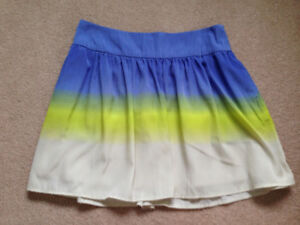 Jessica Simpson Ombre skirt 7/8