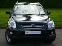 £0 DEPOSIT FINANCE***2010**KIA Sportage 2.0 CRDi XE 5dr FSH** FREE AA WARRANTY*** PART EX WELCOME**