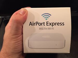 Apple airport express (latest)