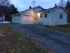 1 bedroom home with attached garage