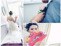 Wedding Photographer (Full Day Package only £350)