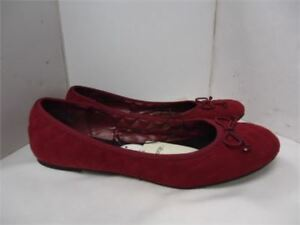 Ladies George Shoes- size 6 red 7 black brand new only 5 each