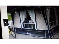 caravan awning isabella magnum moonlight