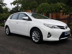 Toyota Auris 1.6 VALVEMATIC ICON / FULL TOYOTA SERVICE HISTORY / BLUETOOTH / REV
