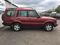 2003 Land Rover Discovery 2 2.5 TD5 S Station Wagon 5dr (5 Seats)